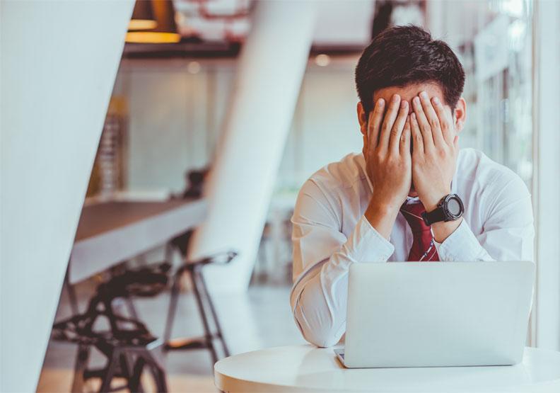 這個職務好危險?罹患精神疾病機率是一般人的3.5倍