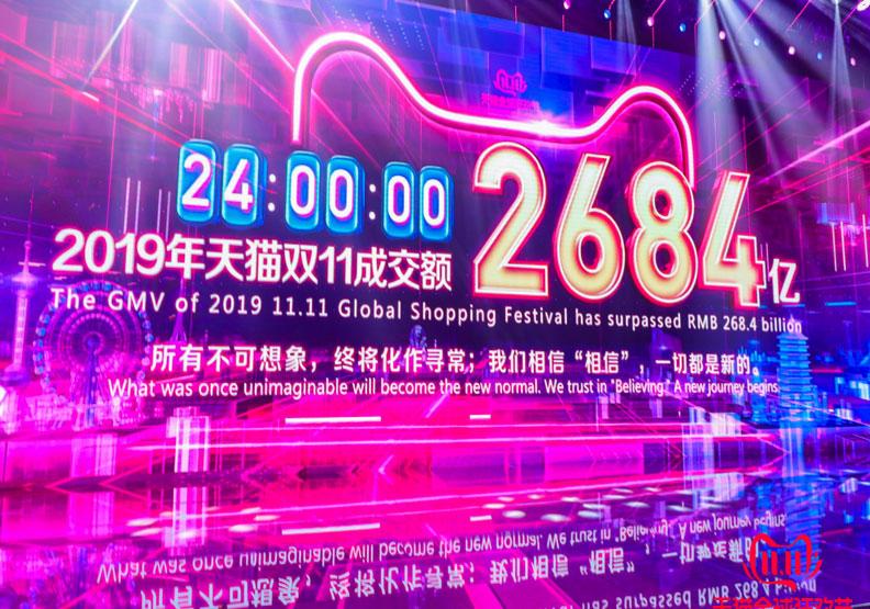 中美貿易戰與香港反送中夾殺下,為何雙11購物節還能再創高峰?
