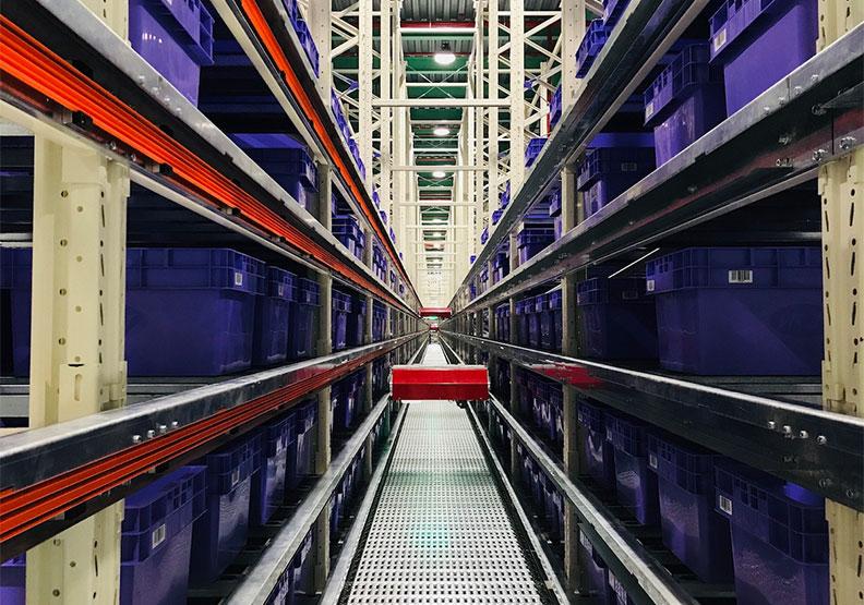 下單到出貨10分鐘搞定!Yahoo以AI自動化物流中心提升效率、減少包材