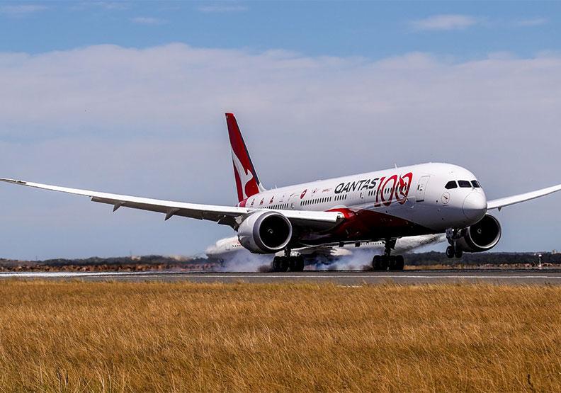 澳航完成「雙日出航班」測試!近20小時航程挑戰人體極限
