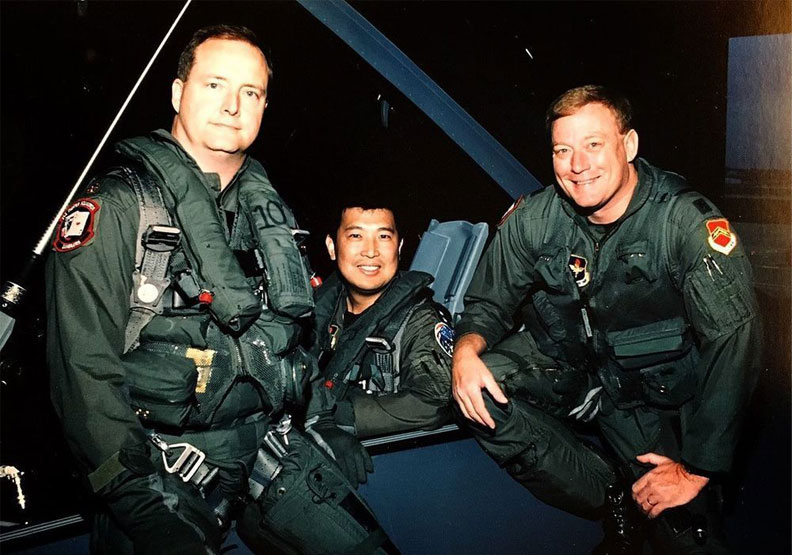 F16飛官什麼都不怕就怕內急!他們如何解決「方便」這檔事?