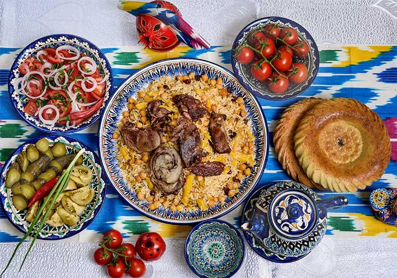 美食「致命」吸引力!烏茲別克每10萬人有892人死於「抓飯」?
