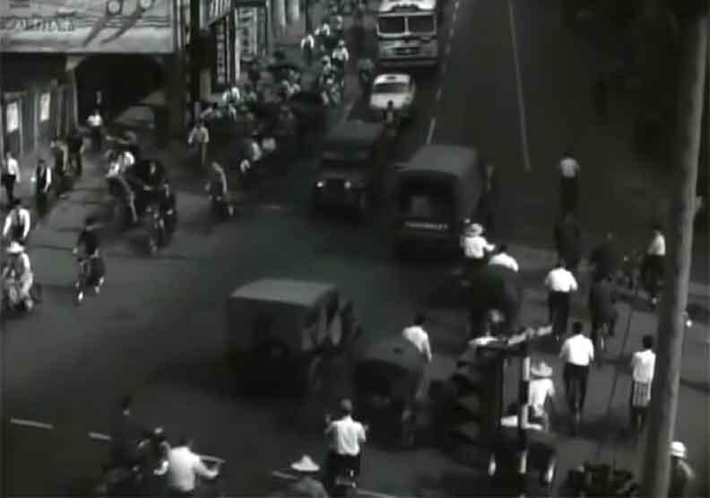 55年前的台灣長這樣!一部「無聲」紀錄片帶我們重返台北城