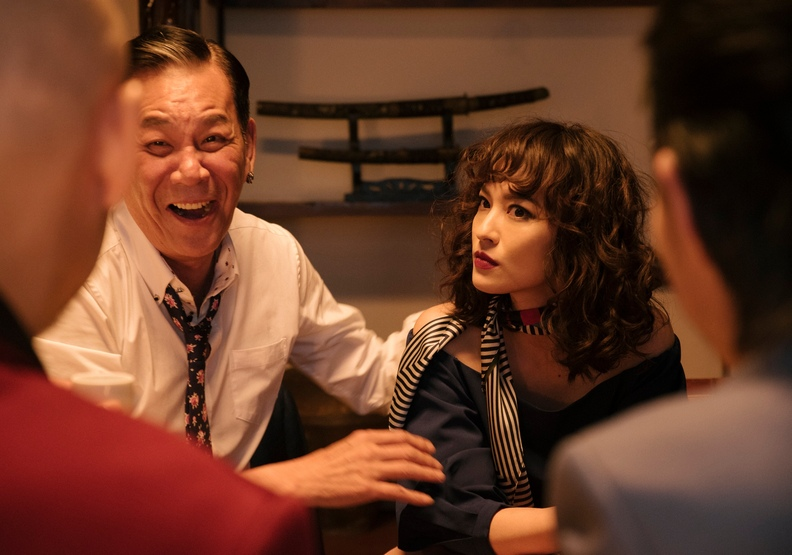 《江湖無難事》:跳脫台灣國片框架!台版《一屍到底》的瘋狂極致