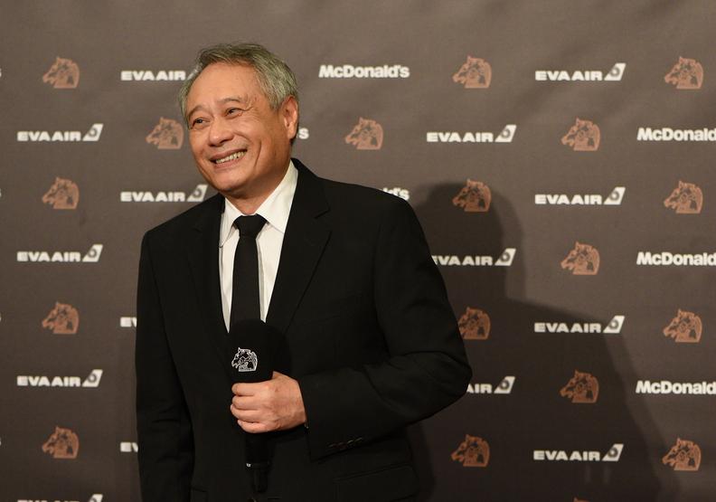 【金馬】李安:雖有遺憾,但金馬獎永遠是張開雙臂,歡迎任何華語電影