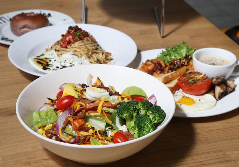 飲食重蔬果,有助大腦保固凍齡