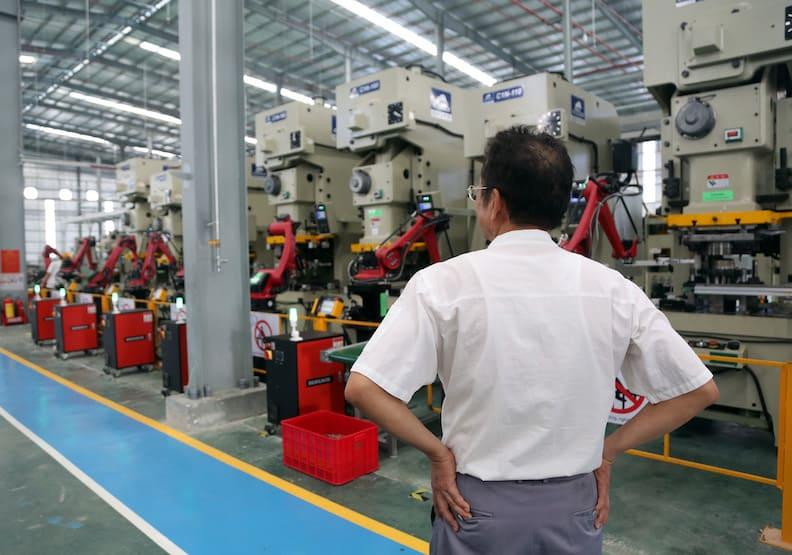 台商投資大陸創新低,大陸吸引力銳減?