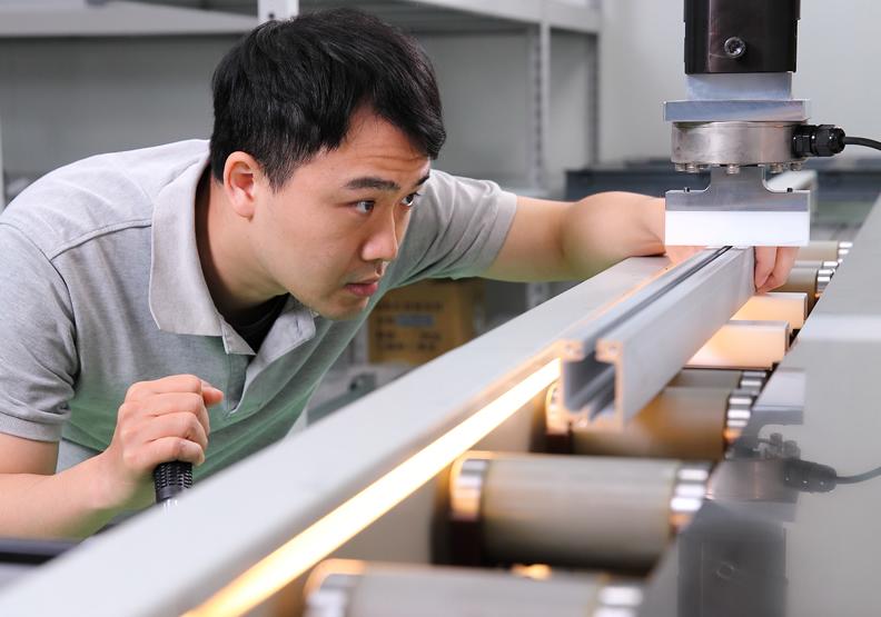 台濠科技 研發光學尺技術,成為製造業後盾