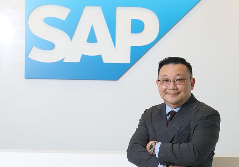 SAP全球副總裁謝良承:數位轉型是否成功,無法從單一斷點論定