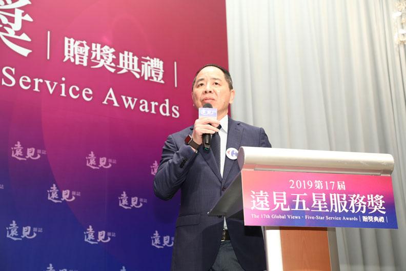圖/家樂福總經理王俊超。