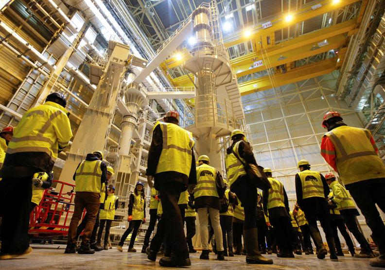 核融合技術大突破,乾淨能源時代不遠?