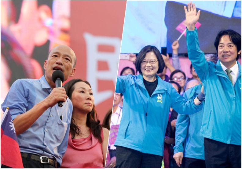 大選倒數12天,五組關鍵字揭台灣人究竟想要什麼?