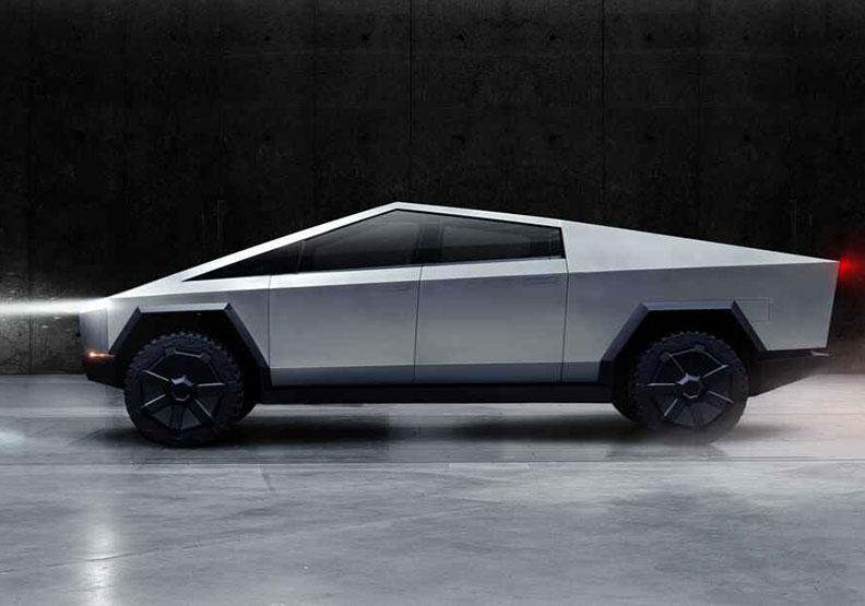 特斯拉Cybertruck靈感來自這台跑車!007影迷馬斯克以百萬美元標下