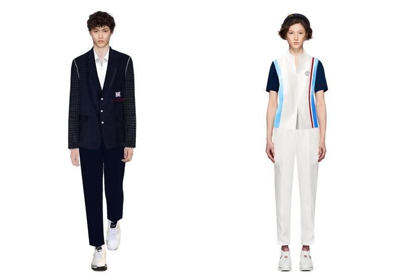 2020東京奧運中華隊戰袍設計亮相!3大亮點,融入台灣傳統文化
