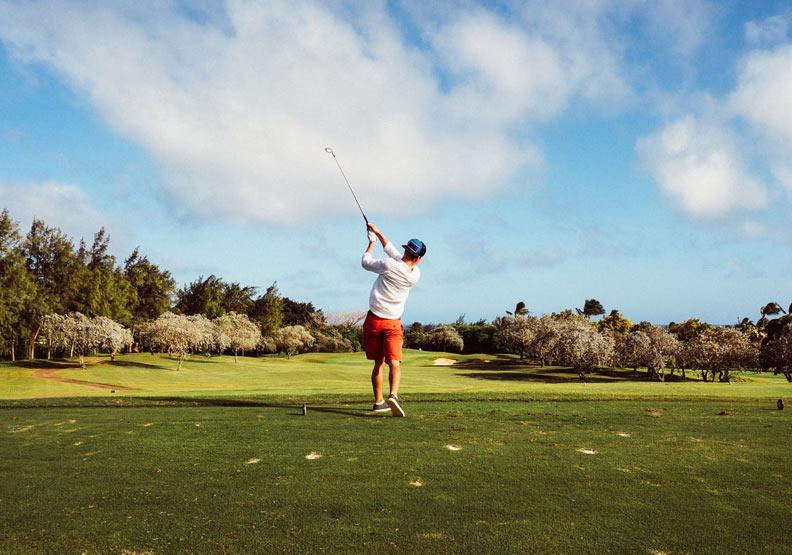 高爾夫是世界上成長最快的休閒活動之一。示意影像取自Pexels。