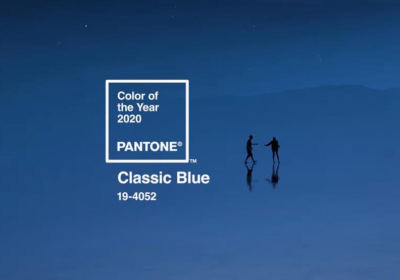 現代人需要的寧靜力量!Pantone 2020年度代表色「經典藍」