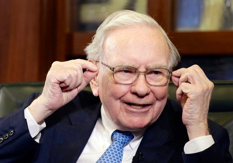 即便股神巴菲特,也不是所有股票都持有10年以上。圖片來自Flickr by freeimage4life