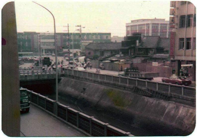 西藏路的前世今生,你知道台北以前有條「黑龍江」嗎?