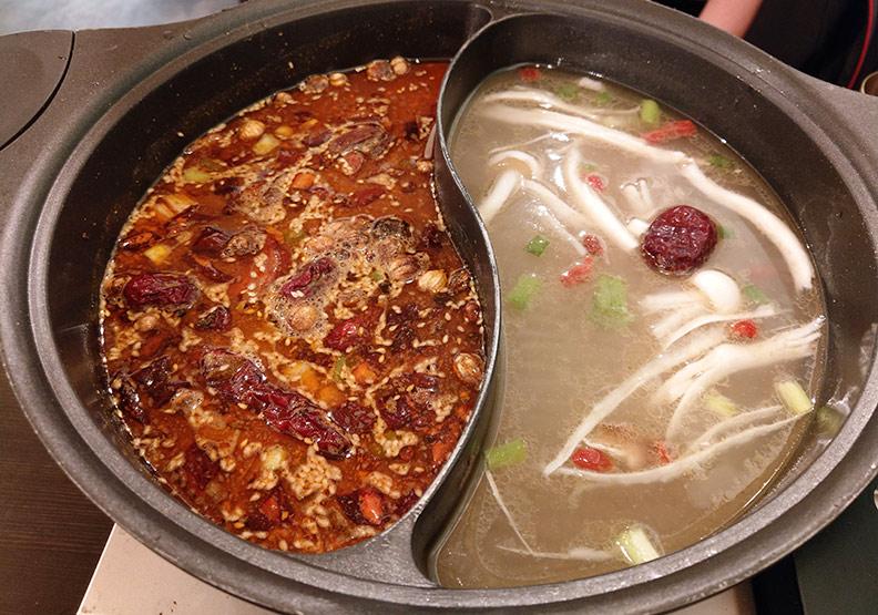 麻辣湯底熱量是蔬菜湯的54倍!火鍋熱量地雷大揭密