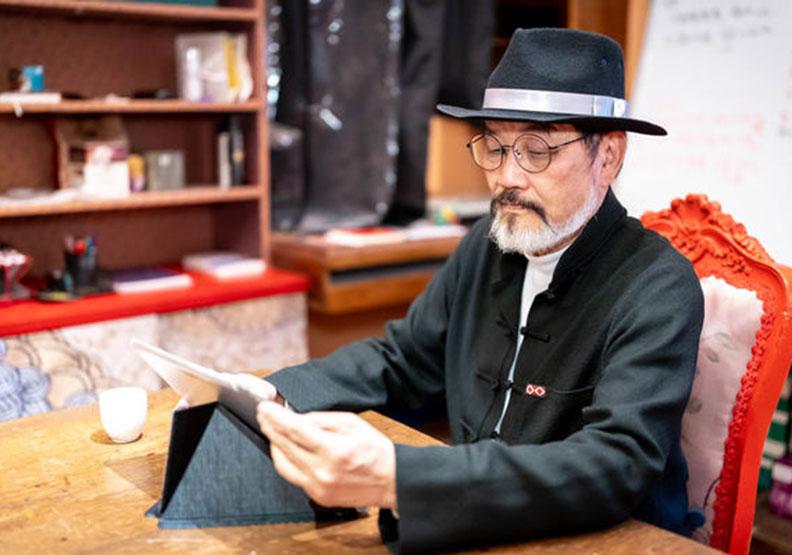自學剪片、經營YouTube,「時尚老人」林經甫的成功老化理念