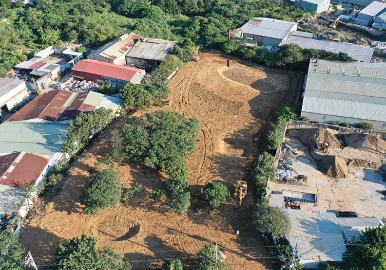 新北市府強力執法解決陳年積弊 五股垃圾山變身乾淨綠地