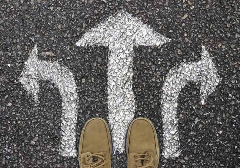 世界上沒有完美的選擇,有捨才有得。(僅為情境配圖,取自pixabay)