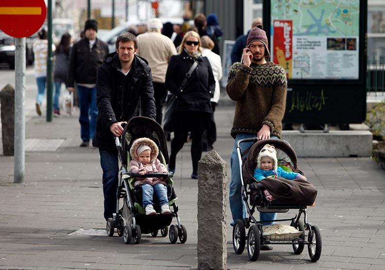 冰島落實男女平權,連11年全球第一