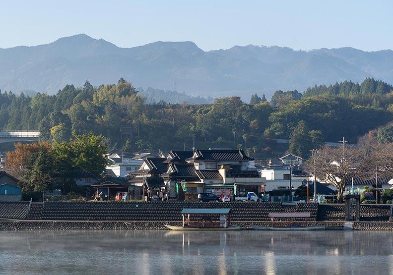 從博多到豆田町,日本「九州小京都」讓江戶老街重生