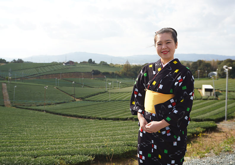 機器化與手工雙軌並進 振興日本茶產業