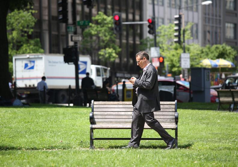 美企CEO離職潮,科技業年增率達45%