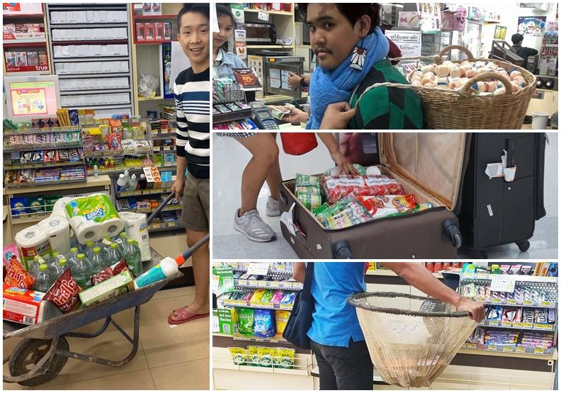 全民樂於響應塑膠袋禁令!泰國人購物有什麼可愛的逗趣花招?