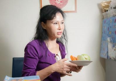 吃麵不喝湯、滷肉多加這三樣,譚敦慈的三餐健康飲食守則