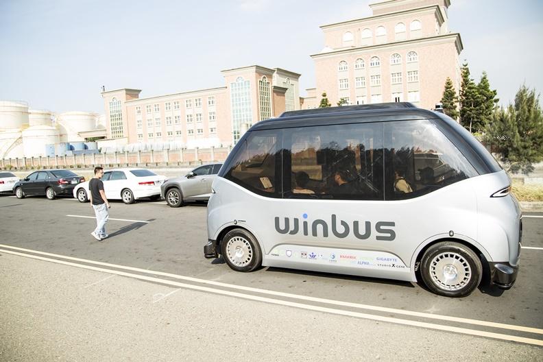 未來的5G熱門載具不一定是大家慣用的手機,無人車的相關應用也值得關注。