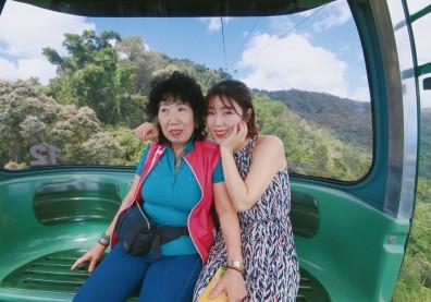 第一次自由行、穿無袖洋裝...韓國阿嬤擺脫負面思考,活出精采70歲