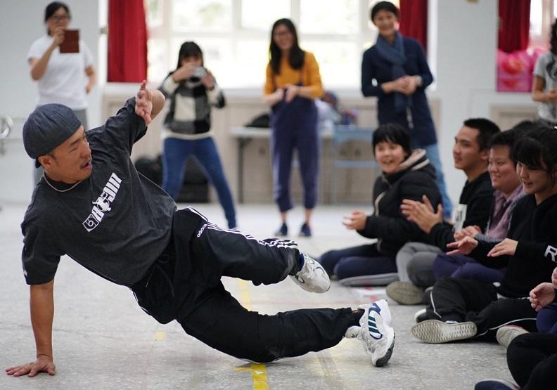 永豐銀行 x Taipei Bboy City 鼓舞偏鄉的熱血青春