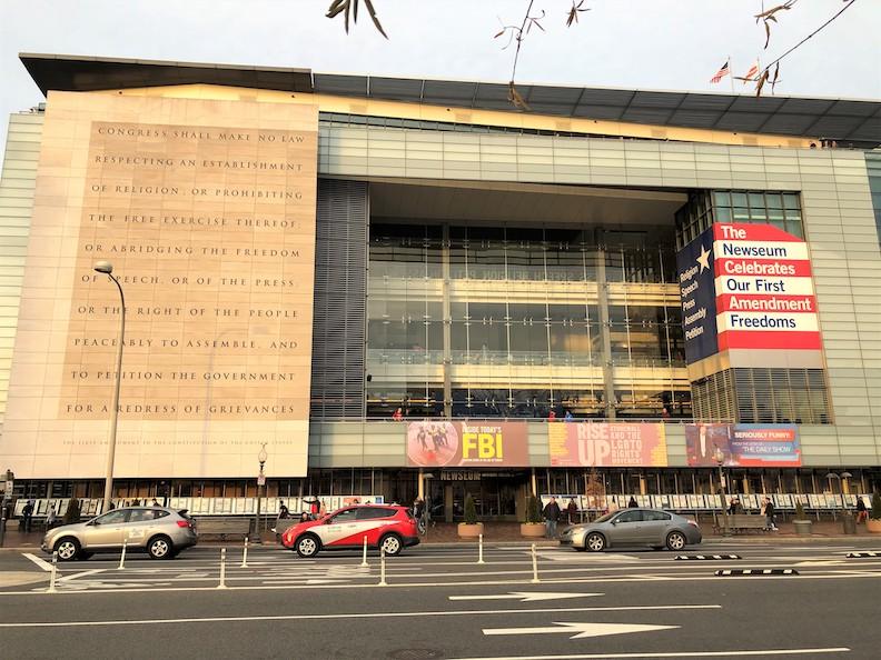 和美國新聞博物館道別吧!如此精彩的博物館為什麼要結束營業呢?