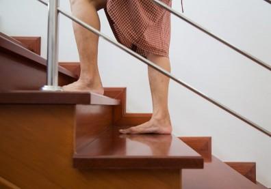 肺部長期發炎恐致命,爬樓梯一招測出肺阻塞風險高低