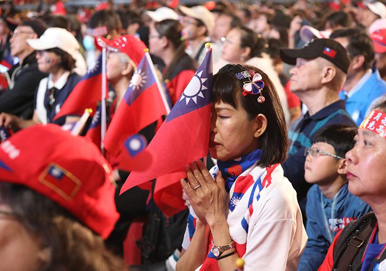 兩岸關係生病了,但和平解決才是台灣人民最大的福祉。遠見蘇義傑攝