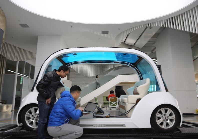 大陸布局自駕車藍圖,靠華為5G加持超車歐美