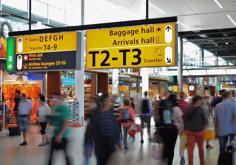 出國安心玩?學會8句機場問答常用英文,讓你輕鬆過關