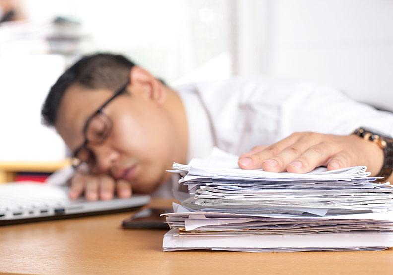 46歲男晚上常打呼,某天睡醒腦中風才知事情嚴重性!