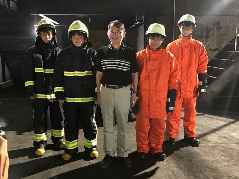 高科大以去40年海事人才培訓經驗為基礎,為風電產業培養具備扎實國際觀職場菁英(中、海事學院院長連長華)。