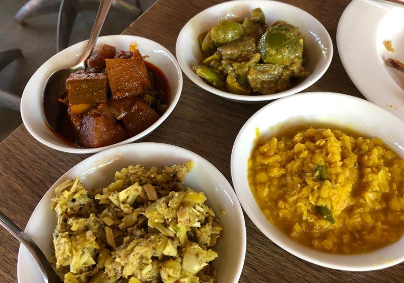 與日本咖哩大不同!斯里蘭卡的咖哩千變萬化,而且吃不膩