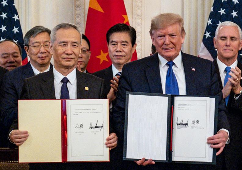 中美貿易協議到底談了什麼?雙方解讀差異恐讓一方「不玩了」