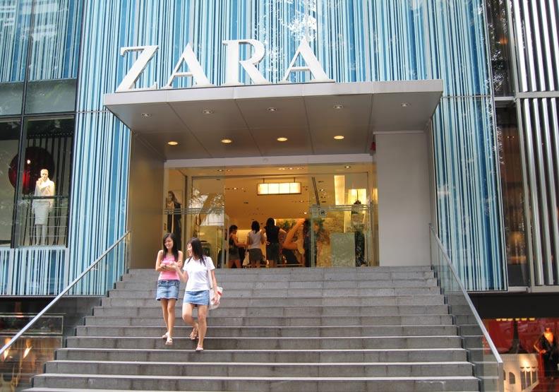 撼動市場的快時尚王者ZARA,隱藏弱點竟然是它