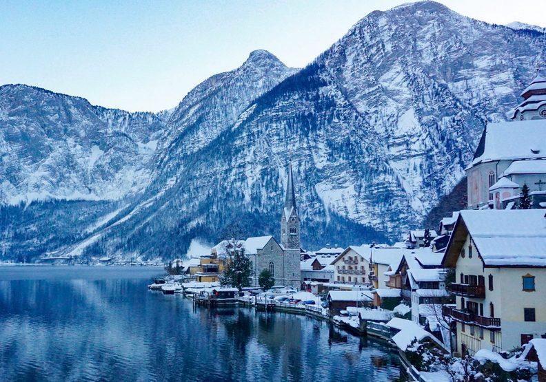 真實版《冰雪奇緣》小鎮太美!居民拜託遊客別再來了
