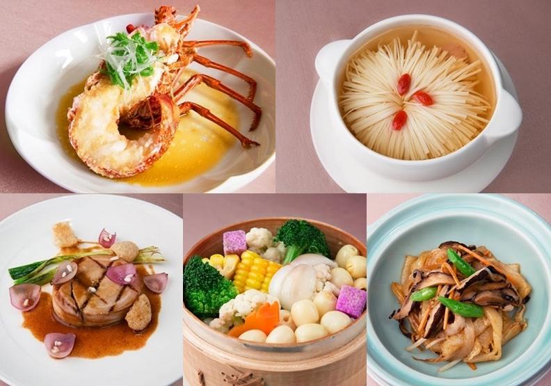 由金璧輝煌變到白紙一張!5張國宴菜單反映台灣政治轉型軌跡