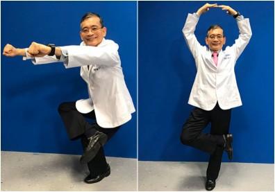 過年也要顧健康,簡文仁教你做「鼠年如意操」鍛鍊肌力