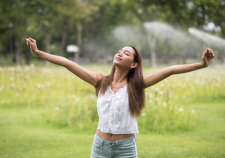 激發快樂荷爾蒙,每天都有好心情