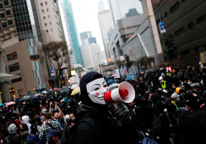 香港會失去國際金融中心地位嗎?